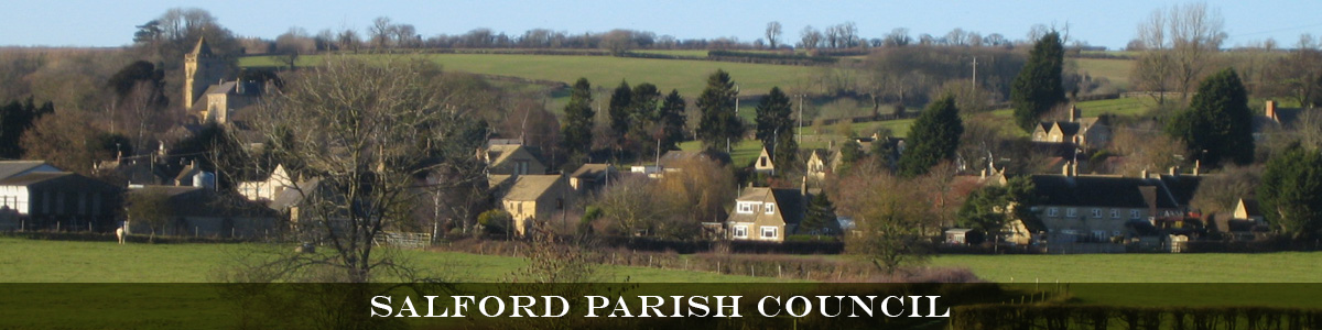 Header Image for Salford Parish Council